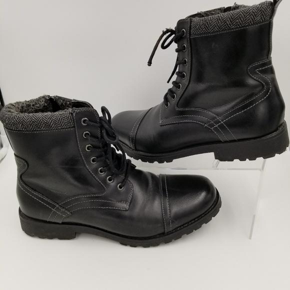Dexter Shoes   Dexter Mens Norton Black